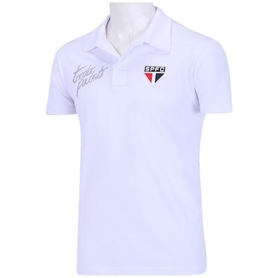 Camisa Polo São Paulo SPFC Tricolor