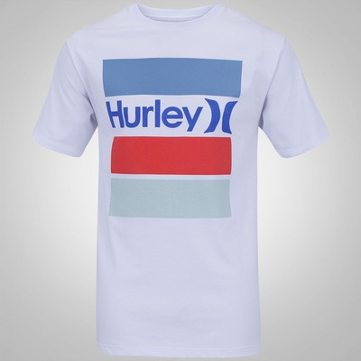 Camiseta Hurley Brick - Masculina