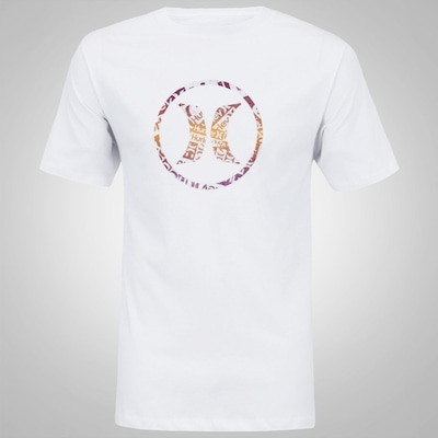 Camiseta Hurley Bp Icon Collage - Masculina