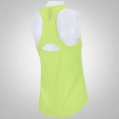 Camiseta Regata Oxer Transpassada - Feminina