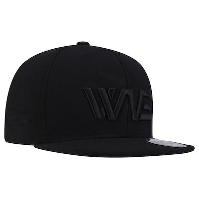 Boné Aba Reta Wg All Black - Snapback - Adulto