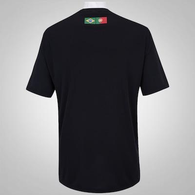 Camiseta do Vasco Especial Braziline Brasil-Portugal - Masculina