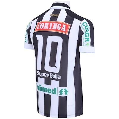 Camisa do Asa de Arapiraca I 2015  nº 10 Super Bolla - Masculina