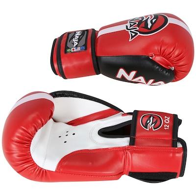 Luvas de Boxe Naja Classic 12 OZ - Adulto