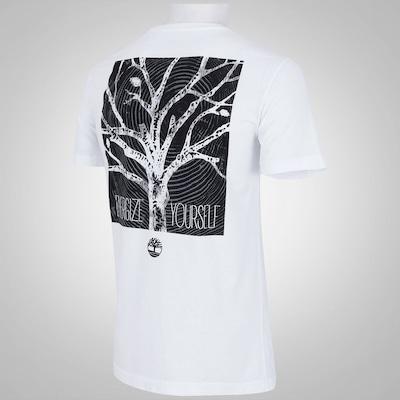 Camiseta Timberland Árvore Gravura - Masculina