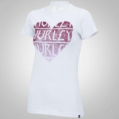 Camiseta Hurley Strike – Feminina