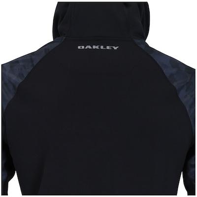 Camiseta Manga Longa com Capuz Oakley Agility LS
