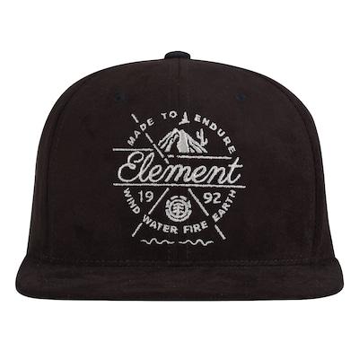 Boné Aba Reta Element Desert - Snapback - Adulto