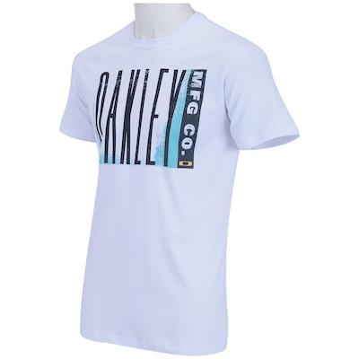 Camiseta Oakley New Stretch - Masculina