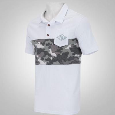 Camisa Polo Oakley Neo Camuflada - Masculina
