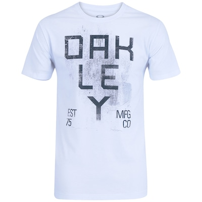 Camiseta Oakley Street Tag – Masculina