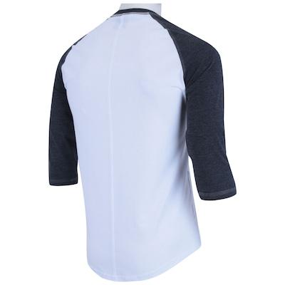 Camiseta Oakley Raglan Classic Skate - Masculina