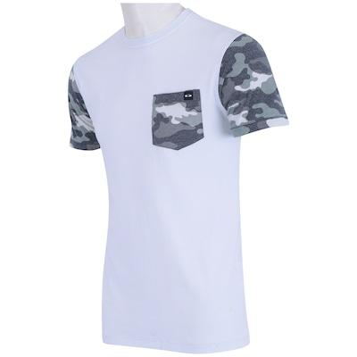 Camiseta Oakley Neo Stripe - Masculina