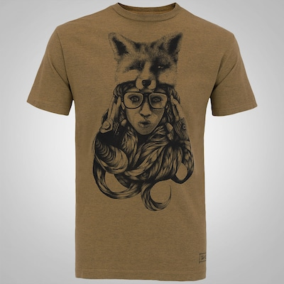Camiseta Rusty Wolf - Masculina