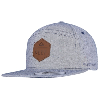 Boné Reef 6 Panel Saint Curve – Adulto