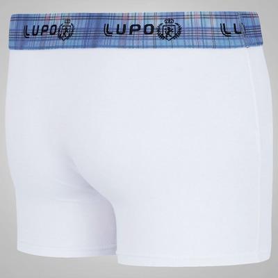 Cueca Lupo Boxer 603003 - Adulto