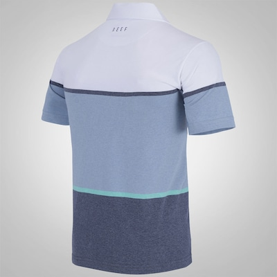 Camisa Polo Reef Raw - Masculina