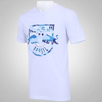 Camiseta Red Bull Camuflado - Masculina