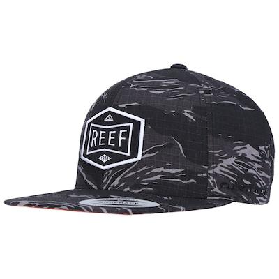 Boné Reef Snapback Try Wait Hat - Adulto
