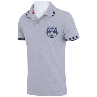 Camisa Polo Red Bull Basic Piquet - Masculina