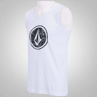 Camiseta Regata Volcom Sketch Key - Masculina