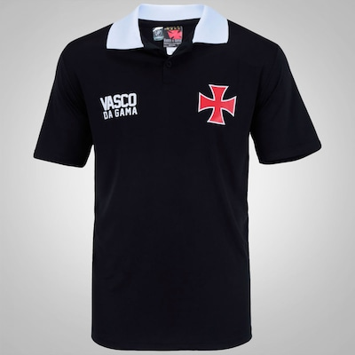 Camisa Polo Braziline Vasco da Gama Shield - Masculina