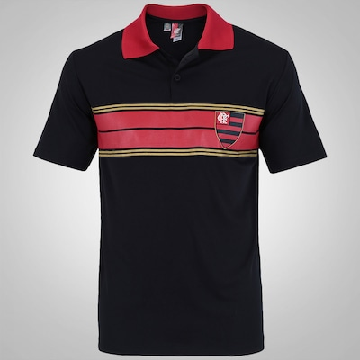 Camisa Polo Braziline Flamengo Strid