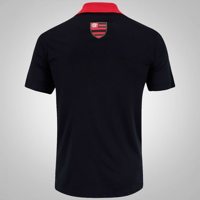 Camisa Polo Braziline Flamengo Shield
