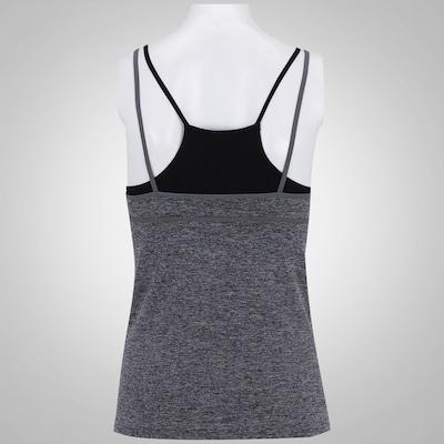 Camiseta Regata Oxer Dupla - Feminina