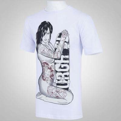 Camiseta Urgh Girl - Masculina