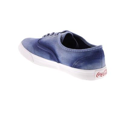 Tênis Coca-Cola Kick Jeans - Feminino