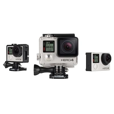Câmera GoPro Hero4 Black Edit Adventure