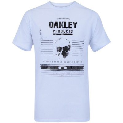 Camiseta Oakley Poisonous – Masculina