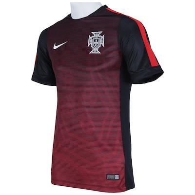 Camisa Pré- Jogo de Portugal Nike – Masculina