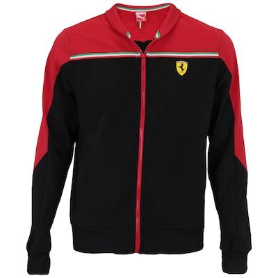 Jaqueta Puma Scuderia Ferrari Track - Masculina