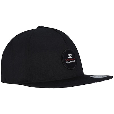 Boné Aba Reta Billabong Pumped Up - Snapback - Adulto