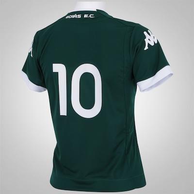Camisa do Goiás I c/nº 2015 Kappa - Feminina