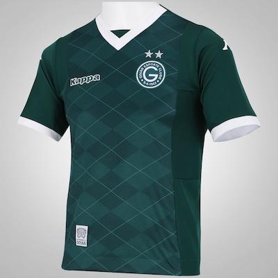 Camisa do Goiás I 2015 c/nº Kappa - Infantil