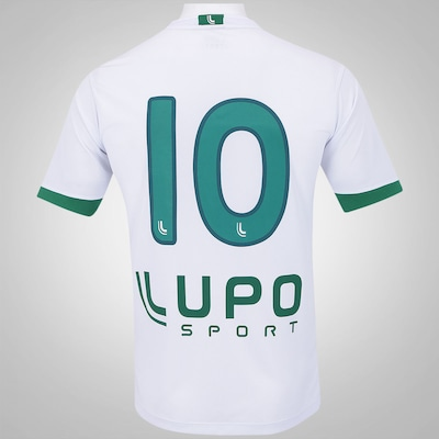 Camisa do América Mineiro II 2015 c/n° Lupo