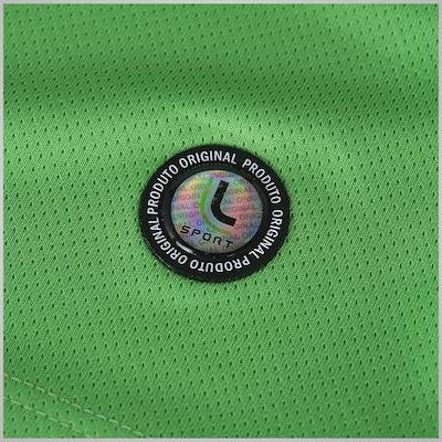 Camisa do América Mineiro III 2015 c/nº Lupo