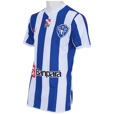 Camisa do Paysandu I n°10 2015 Puma