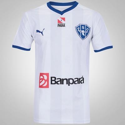 Camisa do Paysandu II n°10 2015 Puma