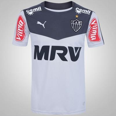 Camisa de Goleiro do Atlético Mineiro II 2015 Puma