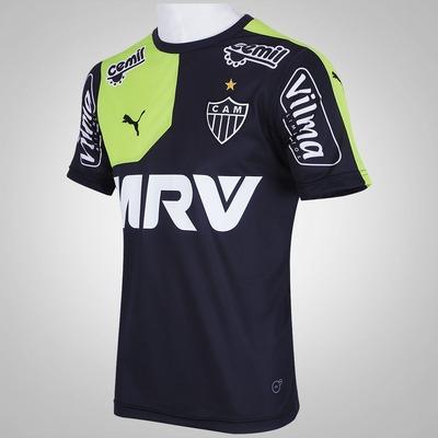 Camisa do Atlético Mineiro Comissão Técnica 2015 s/n° Puma