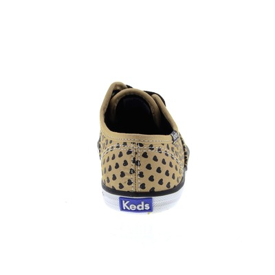 Tênis Keds Champ Leopard Hearts - Infantil