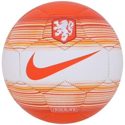 Bola de Futebol de Campo Nike Holanda Third Pack