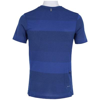 Camiseta Nike Cool Stripe Tailwind Crew - Masculina
