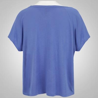 Camiseta Cropped Oxer Up - Feminina