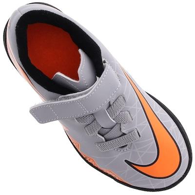 Chuteira Society Nike Hypervenom Phade V – Infantil