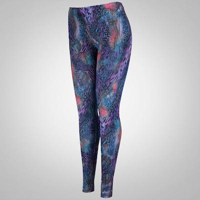 Calça Legging Estampada com Bolso Asics Print - Feminina